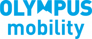 Olympus Mobility logo long
